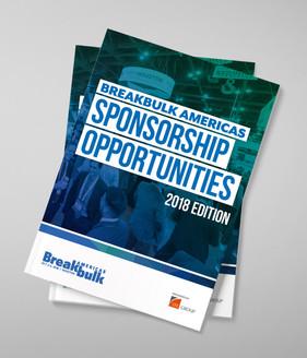 Breakbulk Americas Sponsorship Opportunities