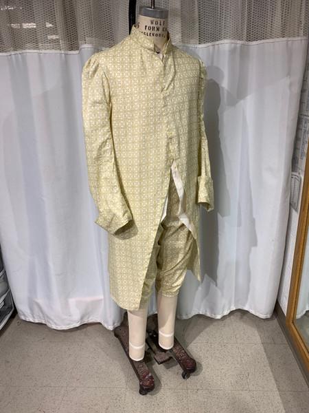 Mid 18th Century Coat, Waistcoat, and Breeches