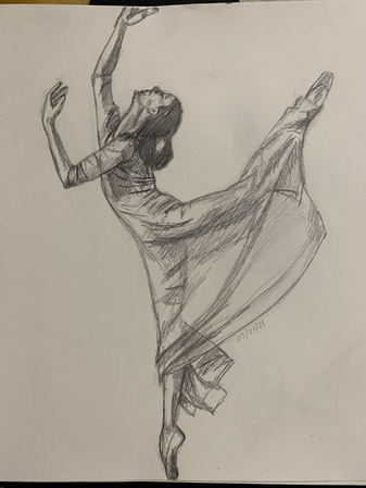 Ballet Movement Sketch