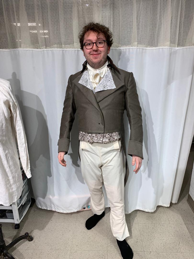 Coat, Waistcoat, & Breeches