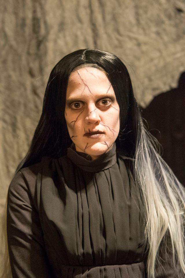 The Woman in Black (Makeup & Wig Design)