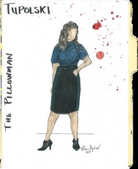"""Tupolski - """"The Pillowman"""""""
