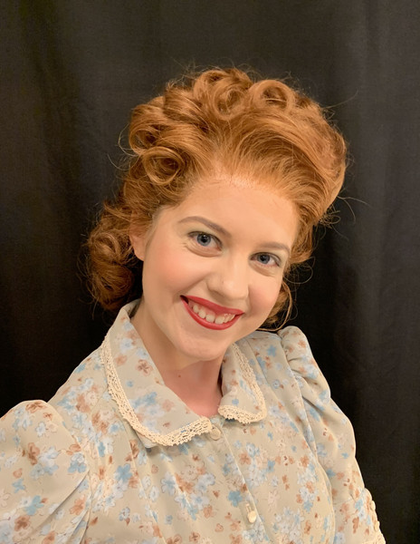 1940s Wig/Makeup Syling & Application