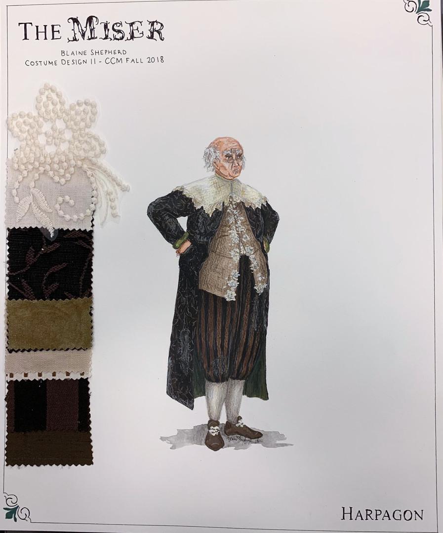 Harpagon - 1670s Design