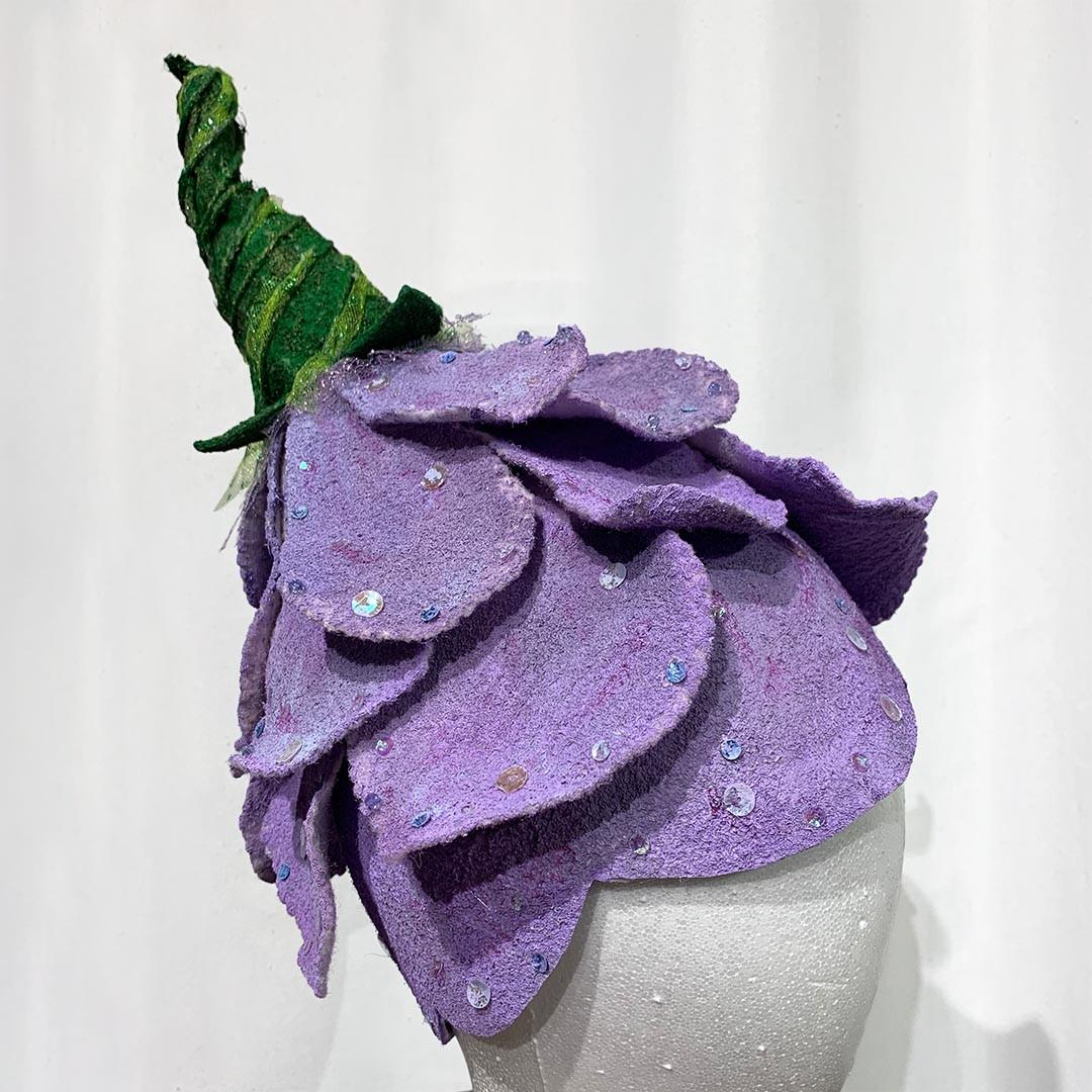 FossShape Flower Hat