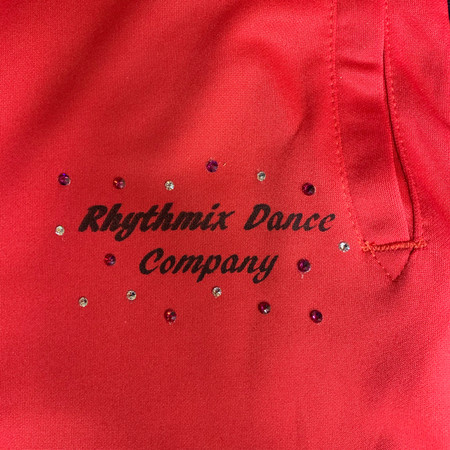 Screen Printed Track Suits (Hip Pocket)