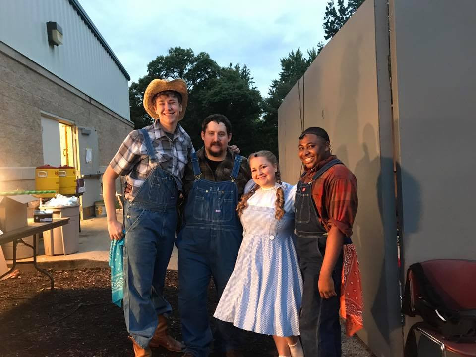 Dorothy and the Farmhands