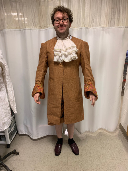 Late 17th Century Coat and Breeches