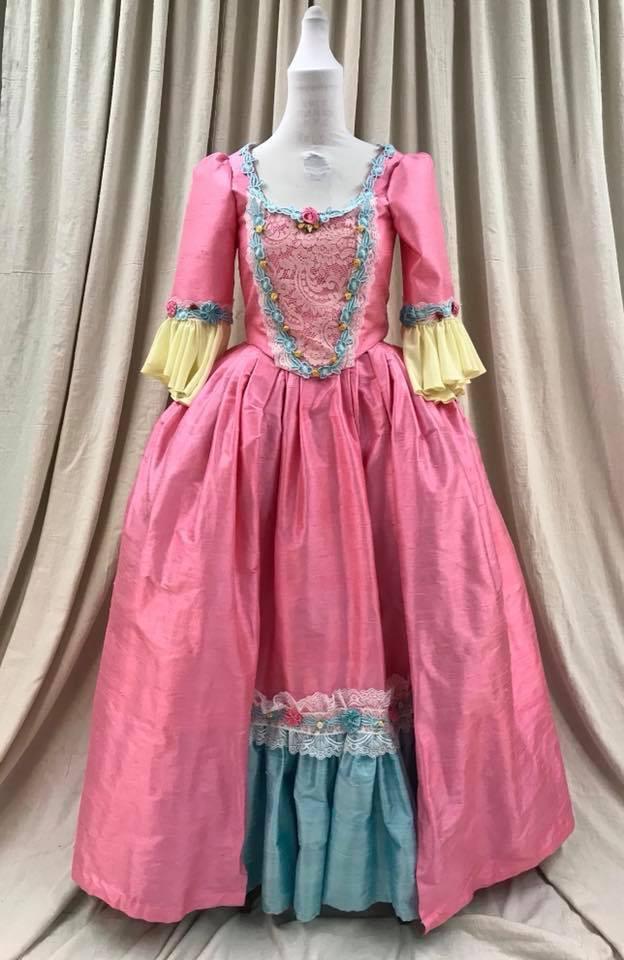 Constance's Dress