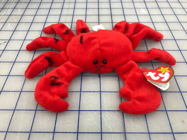 Inflatable Crab Inspiration