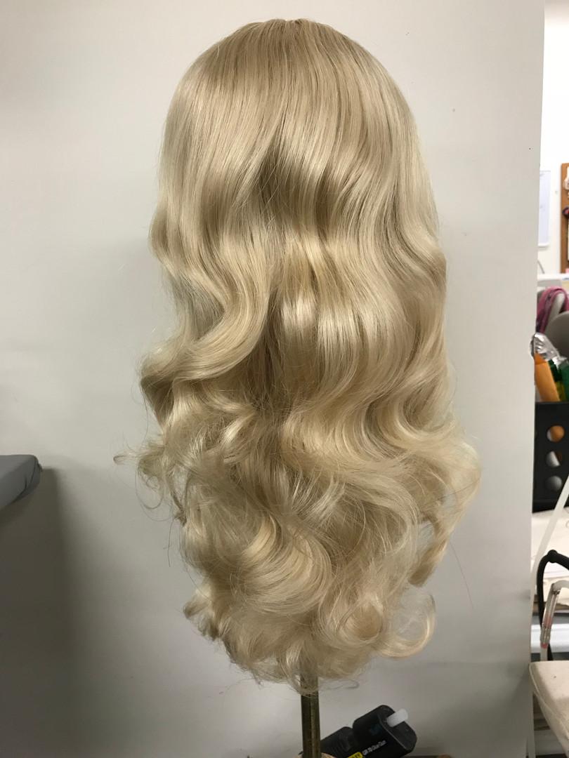Original Wig Color (Kate Hardcastle)