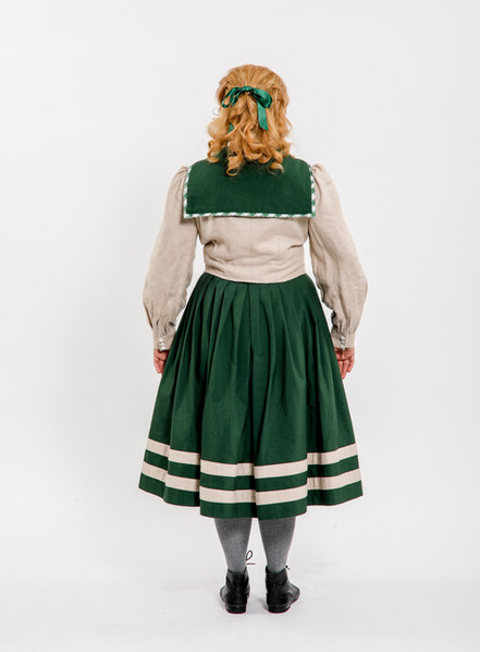 Flora's Bodice and Skirt