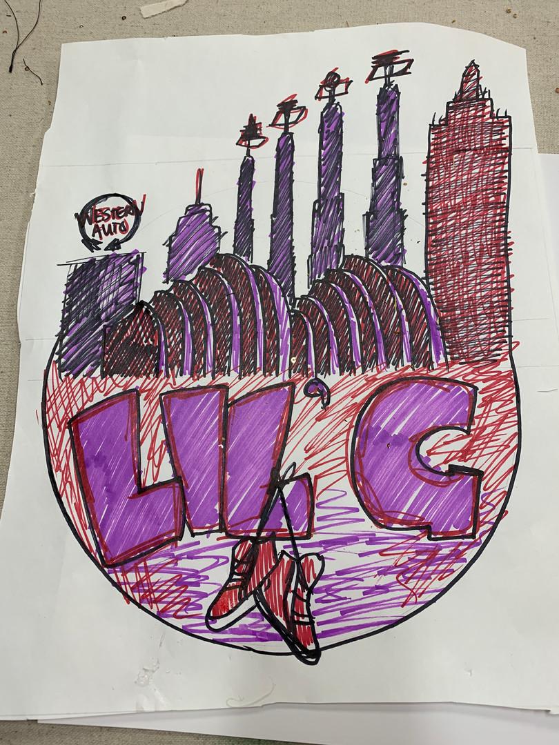 My Preliminary Design Sketch