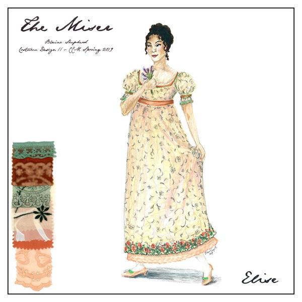 Elise - Regency Design