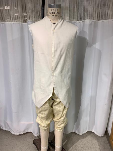 Mid 18th Century Waistcoat, and Breeches