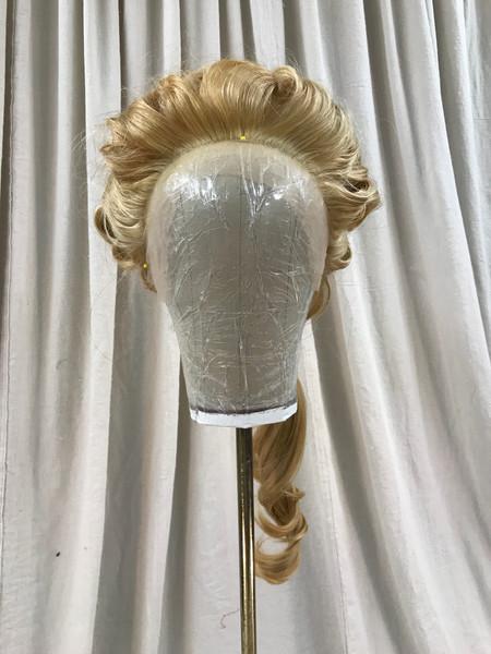 Wig Styling and Dye (Kate Hardcastle)