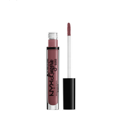 NYX Lingerie Liquid Lipstick 01 Honeymoon 4ml