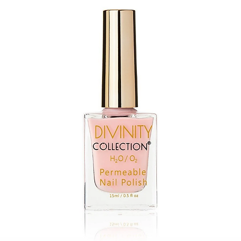 NUDE - DIVINITY COLLECTION PERMEABLE HALAL NAIL POLISH
