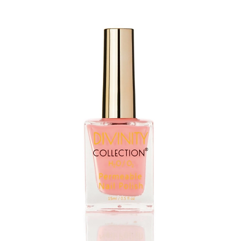 CORAL - DIVINITY COLLECTION PERMEABLE HALAL NAIL POLISH