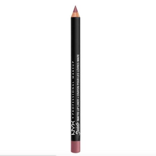 NYX Suede Matte Lip Liner 62 Lavender & Lace