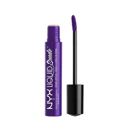 NYX Liquid Suede Cream Lipstick 10 Amethyst