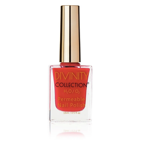 SCARLET - DIVINITY COLLECTION PERMEABLE HALAL NAIL POLISH