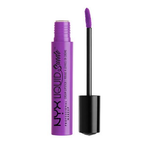 NYX Liquid Suede Cream Lipstick 15 Run The World