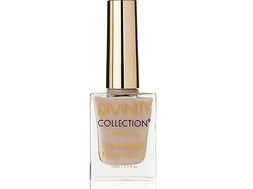 COCOA -      DIVINITY COLLECTION PERMEABLE HALAL NAIL POLISH