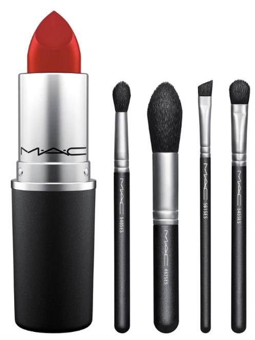MAC Look in a Box Brush Kit - Basic Brush Kit