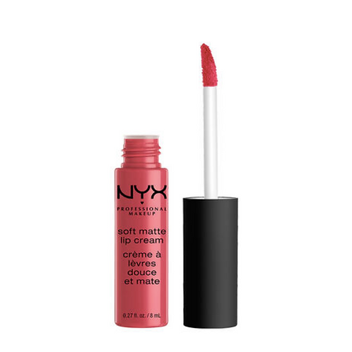 NYX Soft Matte Lip Cream 08 Sao Paulo 8ml