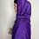 Thumbnail: Purple Sequin Print Veil