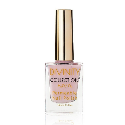 PINK PURPLE - DIVINITY COLLECTION PERMEABLE HALAL NAIL POLISH