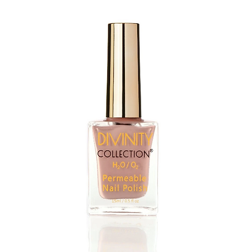 AU NATURAL - DIVINITY COLLECTION PERMEABLE HALAL NAIL POLISH