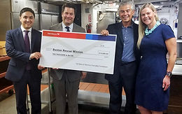 Bank of America Builds Opportunities for Mission Residents and Guests