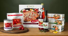 Kings Brand Packaging Redesign