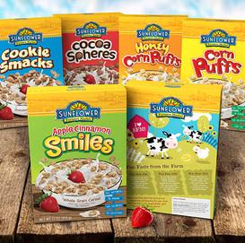 Sunflower Market Kids Cereal
