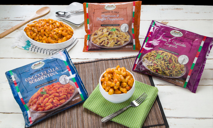 Sprouts Imported Italian Entrees