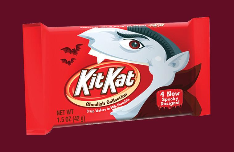 Kita Kat Halloween