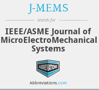 IEEE%20Journal%20of%20MicroElectroMechan