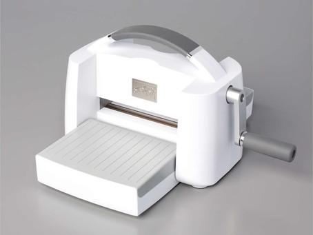 New Stampin' Cut & Emboss Machine