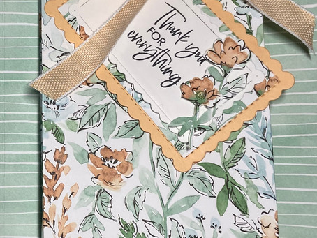 Hand-Penned Gift Box with Color & Contour Bundle