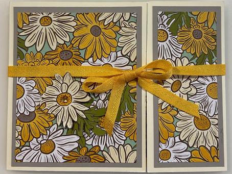 Ornate Garden Easy Fun Fold