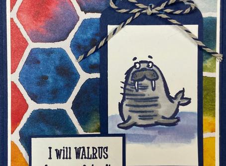 We'll Walrus be Friends