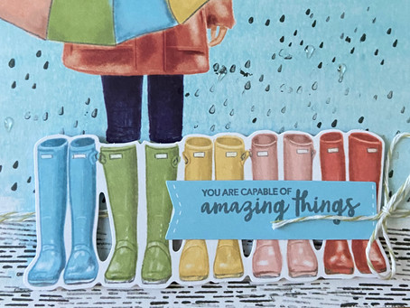 No Matter the Weather, You are capable of Amazing Things