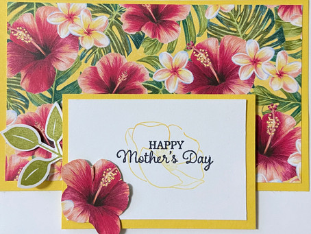 Mother's Day Tropical Oasis
