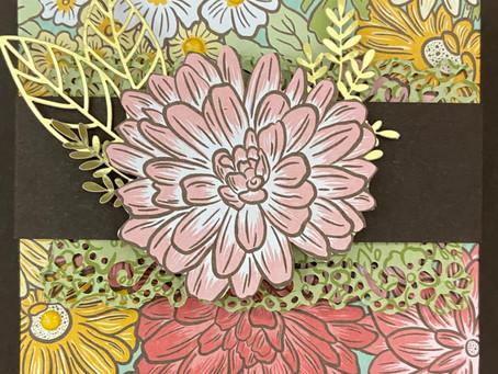 Ornate Garden Gift Box