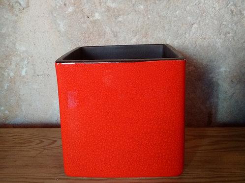 Red Ceramic Square