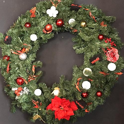 Artificial Wreath (100cm)