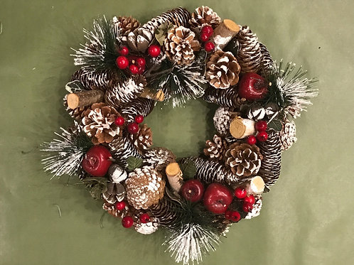 Artificial Wreath (35cm)