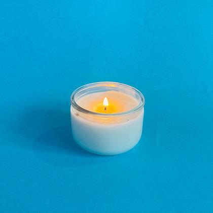 """La bougie de massage """"chaud froid"""" - Kit DIY"""